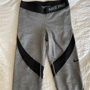 Nike Pro Thermal Leggings youth large